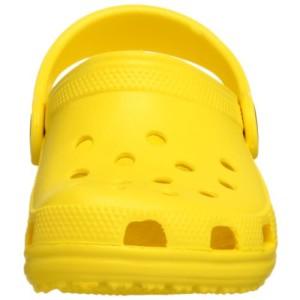 yellow croc