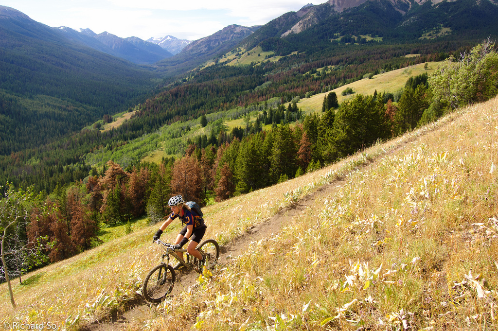 south chilcotin, Rich So, mountain bike, cross country, single track