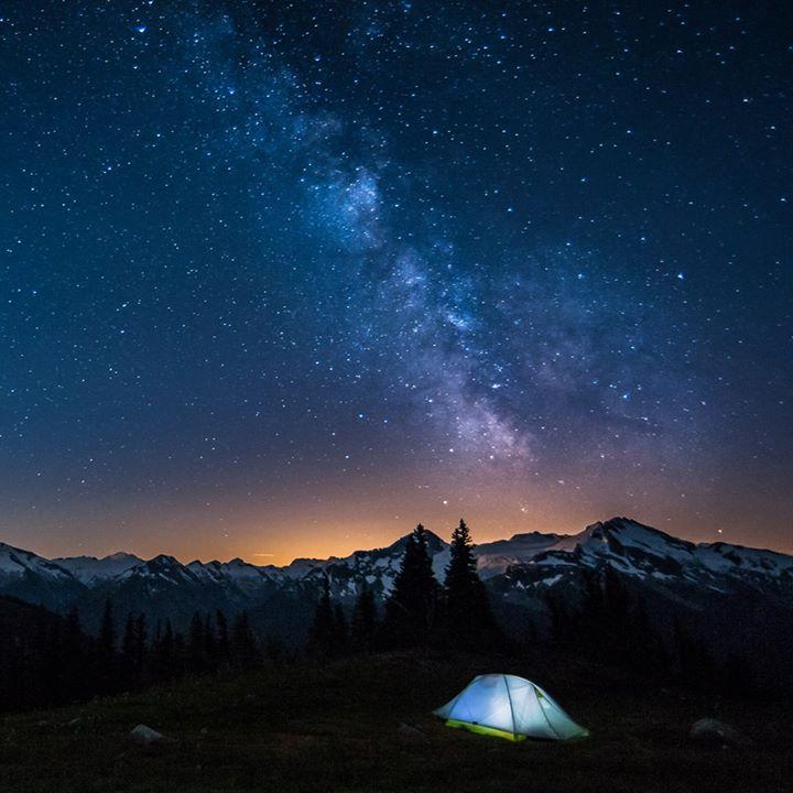 BC Parks, Garibaldi Provincial Park, Milky Way
