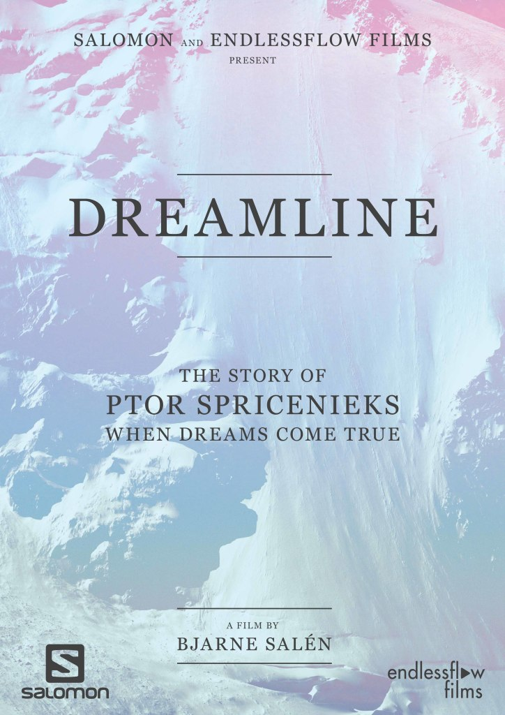 dream line film ski ptor spricenieks