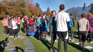 greater vancouver orienteering club race