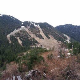 cypress, ski resort, january, climate change, global warming, Vancouver, BC
