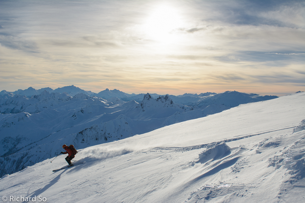 backcountry skiing, ski mountaineering, british columbia