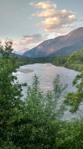 revelstoke, river