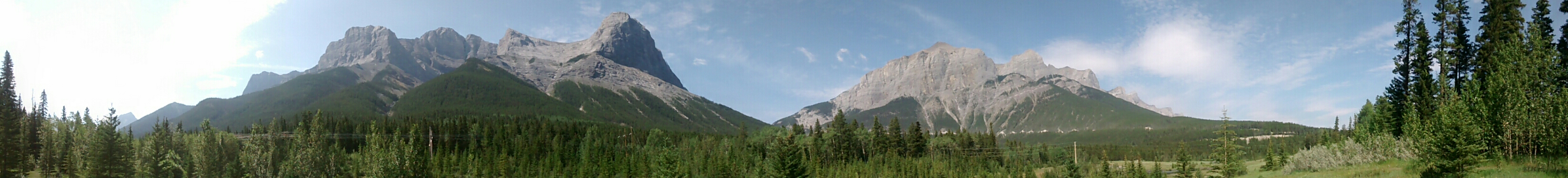 canmore, mountains, rockies, alberta, trail, run