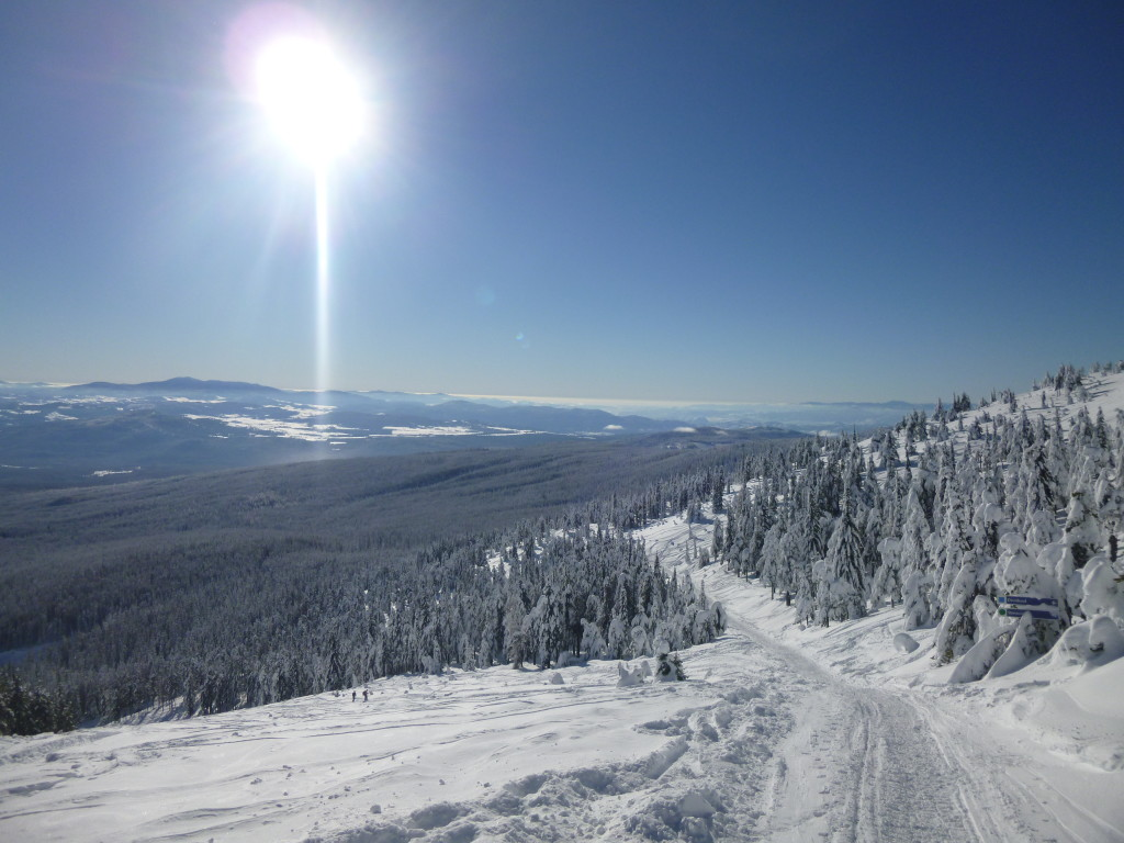 mount baldy, british columbia, BC, oliver, skiing, ski touring, backcountry