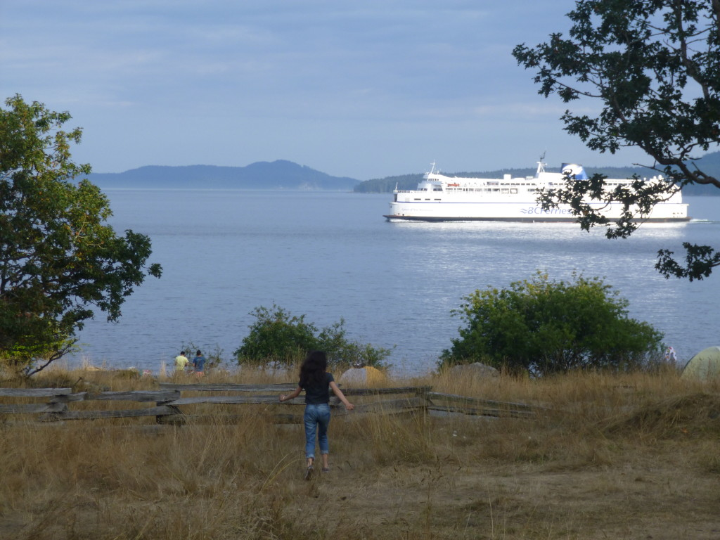 saltspring island, gulf islands, BC, british columbia, BC ferries, ferry