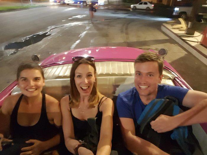 Cuba, Havana, Classic car