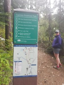 hiking, north shore, howe sound crest trail