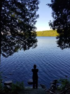 algonquin park, lake