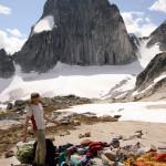 bugaboo, rock climbing, alpine