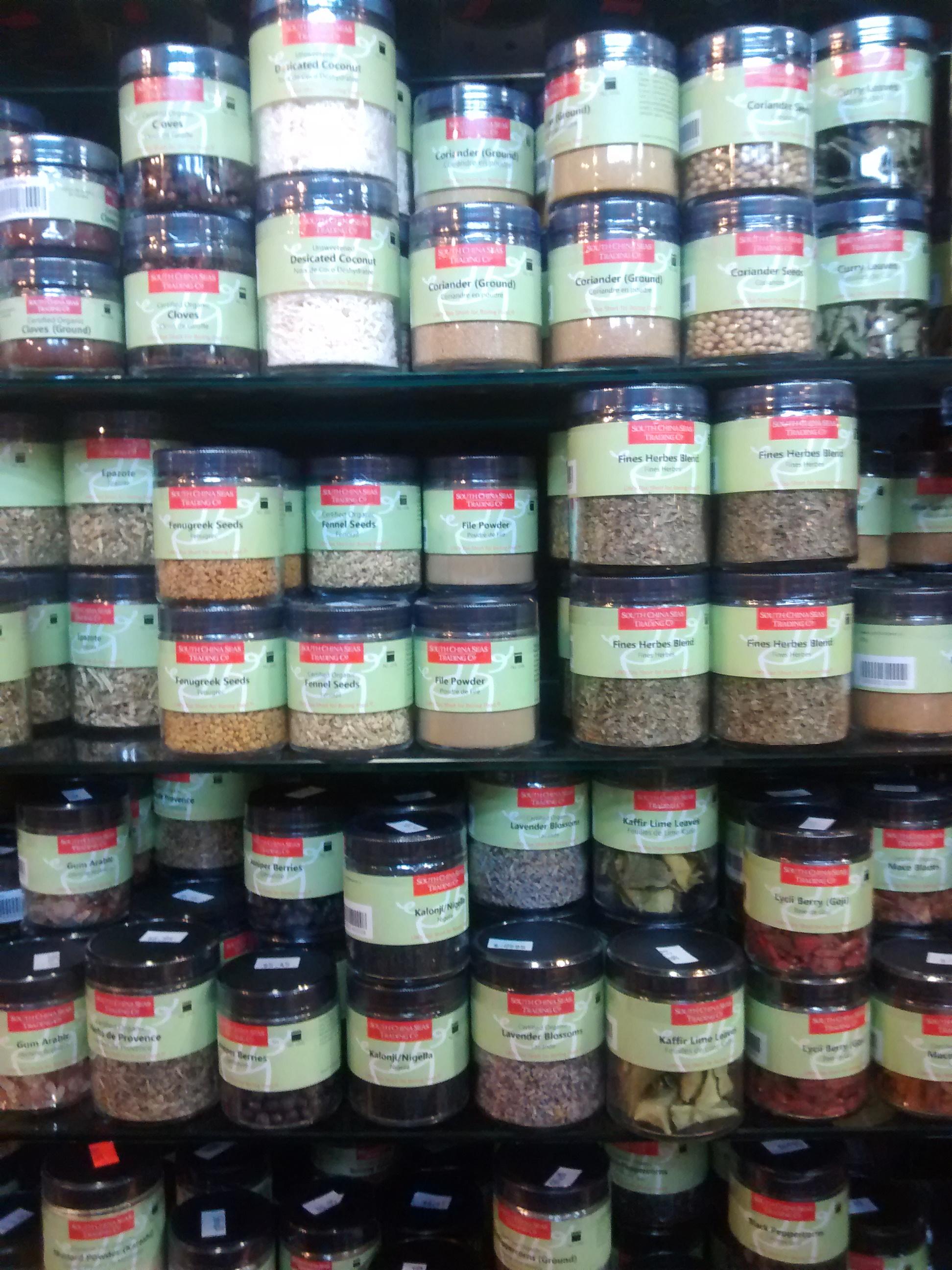 granville island market china seas trading spices